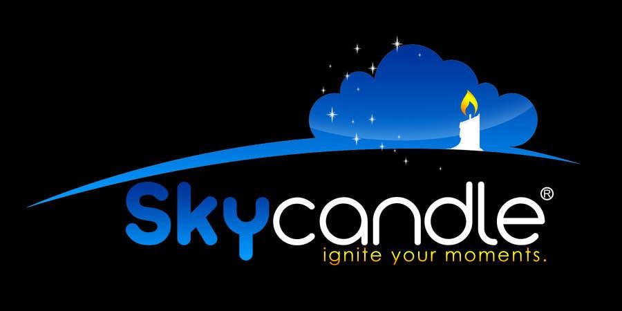 Inscrição nº 205 do Concurso para Logo Design for Skycandle