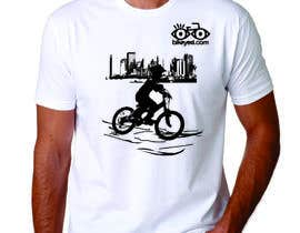 #13 para Design a T-Shirt for Bikeyed.com por takackrist