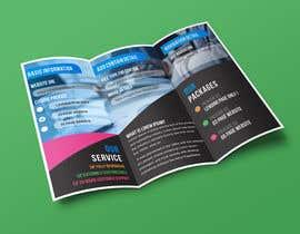 Nro 8 kilpailuun Design a Brochure käyttäjältä njsolanki