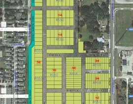 SDBcIndia tarafından Design a Florida Neighborhood Site Plan için no 13