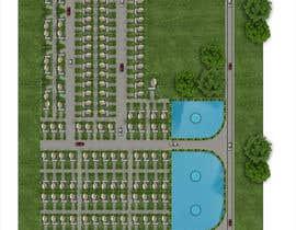 Maxvisualization tarafından Design a Florida Neighborhood Site Plan için no 8