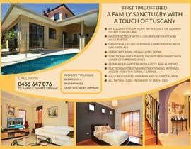 Nro 29 kilpailuun Design a Real Estate Advertisement käyttäjältä nuwantha2020