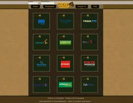 #4 cho Home Page for a poker deals website bởi Caca0