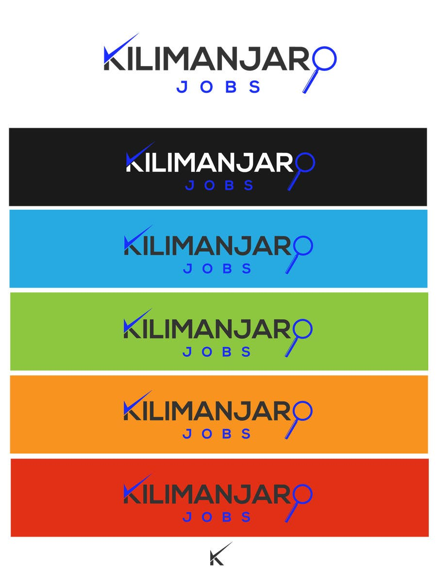 #45 for Design a Logo for www.kilimanjarojobs.com by stoske