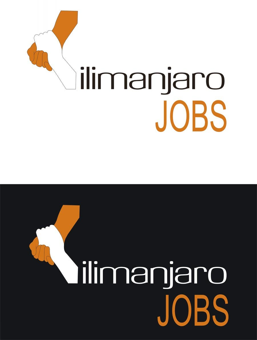 #52 for Design a Logo for www.kilimanjarojobs.com by RobertFeldner