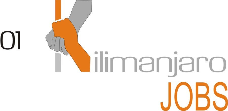 #57 for Design a Logo for www.kilimanjarojobs.com by RobertFeldner