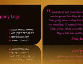 #24 para Design modern business cards por linokvarghese