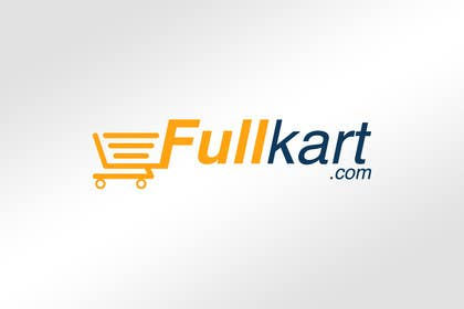 #53 for Design a logo for a shopping website www.fullkart.com by yogeshbadgire