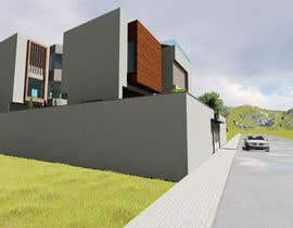 Nro 16 kilpailuun Modern Facade and Garden Landscaping for Private Residence käyttäjältä Ivanmfernandez
