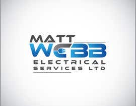#167 for Design a Logo for Matt Webb Electrical Services LTD by tanvirmrt