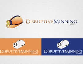 #4 for Design a Logo for Disruptive Mining by Dragoljub
