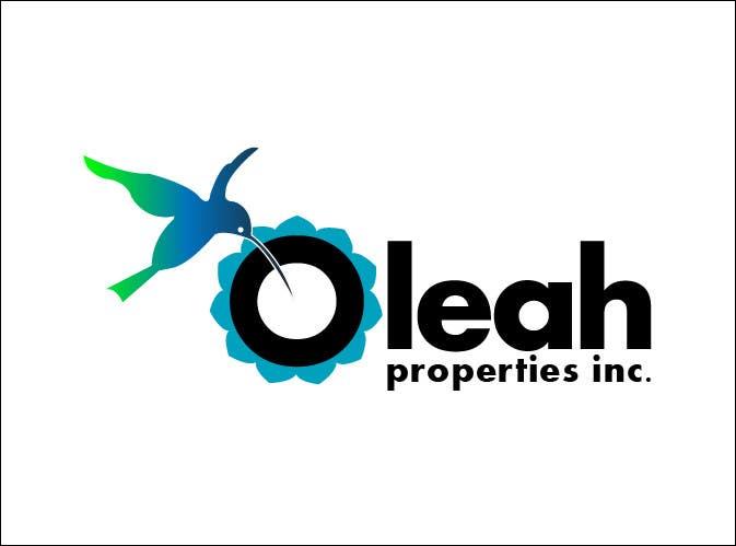Kilpailutyö #98 kilpailussa Logo Design for Oleah Inc