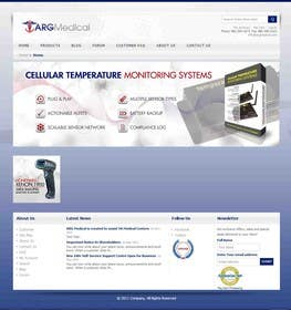 #49 for Design a Banner for www.argmedical.com by GrannyLeone