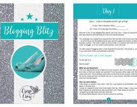 Nro 7 kilpailuun Blogging eBook redesign käyttäjältä ranjeettiger07