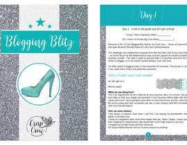 Nro 8 kilpailuun Blogging eBook redesign käyttäjältä ranjeettiger07