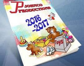 Nro 7 kilpailuun Front Cover wholesaler Toy Catalogue käyttäjältä Valadar