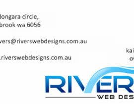#1 for Design some Stationery for Rivers Web Designs af mapleangelscity