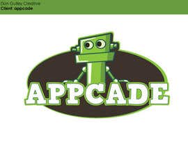 #34 para Logo Design for Appcade por dongulley