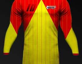 Nro 24 kilpailuun Design a soccer Jersey käyttäjältä Rhandyv