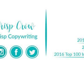 Nro 25 kilpailuun Email Signature and Business Card Design käyttäjältä moucak