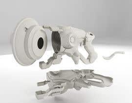 Nro 3 kilpailuun Do some 3D Modelling - Weapon from Overwatch käyttäjältä dhante
