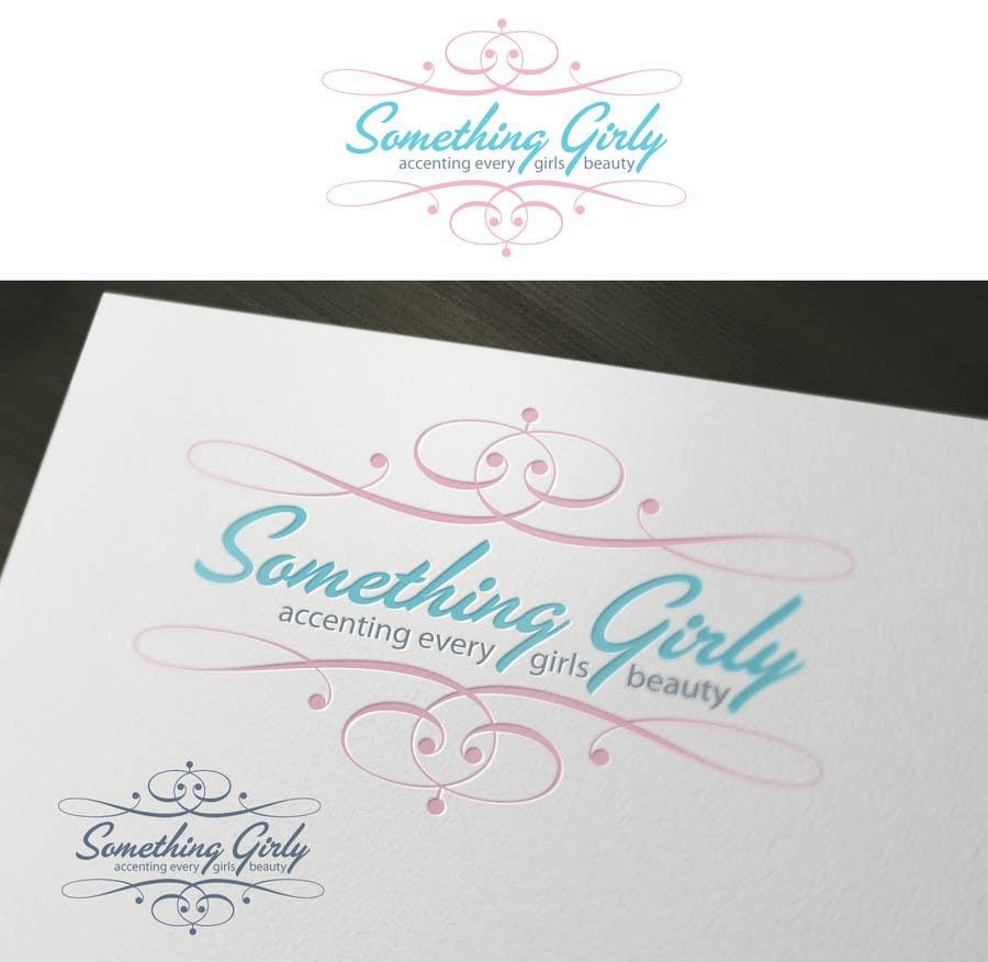 Inscrição nº                                         262                                      do Concurso para                                         Logo Design for Something Girly