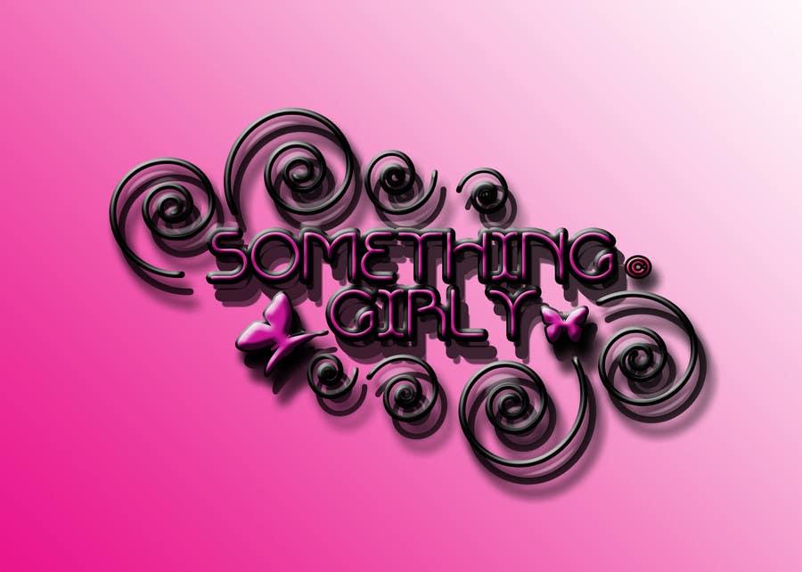 Inscrição nº                                         151                                      do Concurso para                                         Logo Design for Something Girly