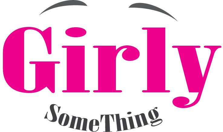 Inscrição nº                                         237                                      do Concurso para                                         Logo Design for Something Girly