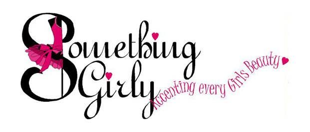 Inscrição nº                                         255                                      do Concurso para                                         Logo Design for Something Girly