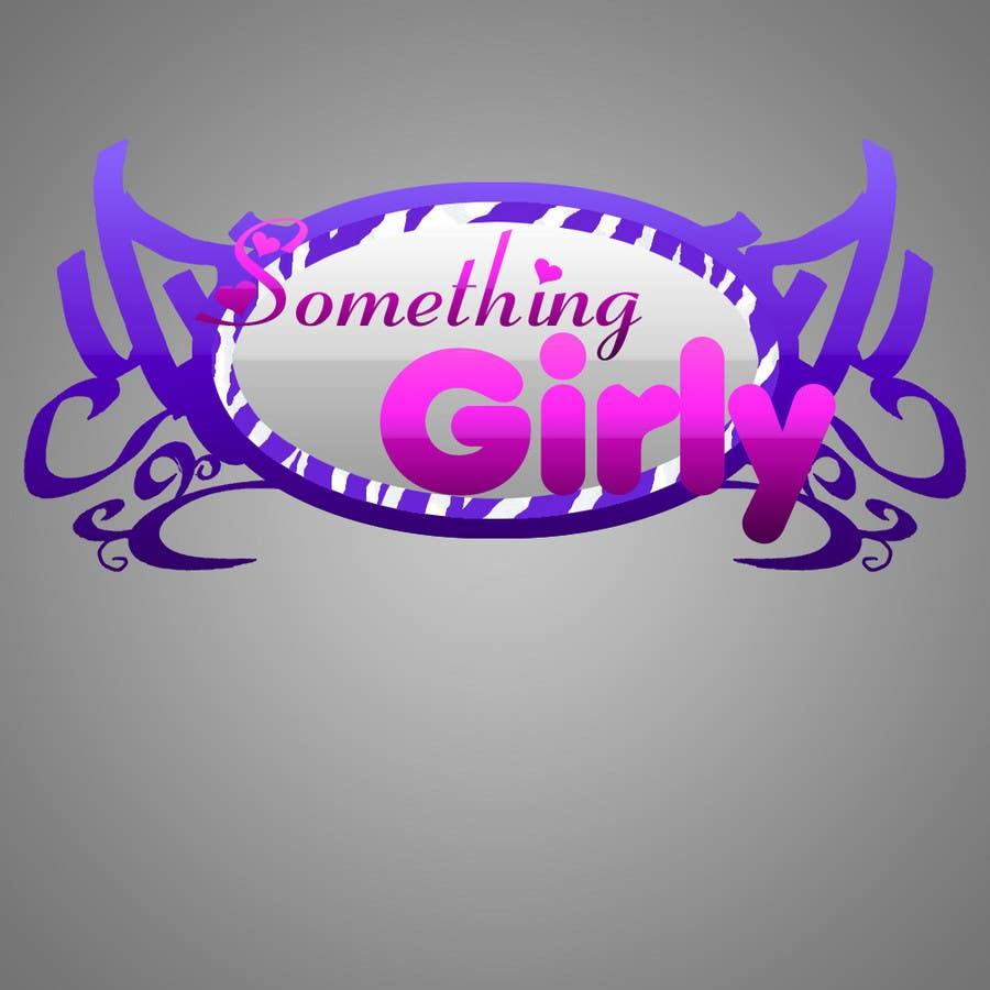 Inscrição nº                                         115                                      do Concurso para                                         Logo Design for Something Girly