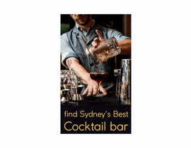 #26 for Best cocktail Bar -- 2 by Olexander09