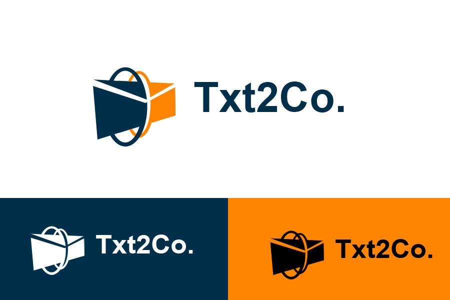Конкурсная заявка №294 для Logo Design for Txt2 Co.