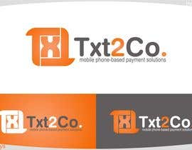 #473 cho Logo Design for Txt2 Co. bởi innovys