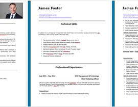 DulaniA tarafından Design & Update a Resume için no 7