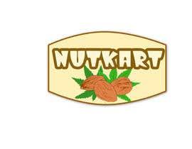 Nro 6 kilpailuun Design a logo for NutKart käyttäjältä misbahkhan1333