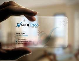 Nro 2 kilpailuun Design a Very Cool Business Card for My Company käyttäjältä ezesol