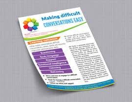 lookandfeel2016 tarafından Design a training flyer için no 9