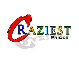 #11 for Design a Logo for http://craziestprices.com by apriorahmansyah