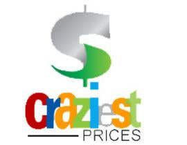 #3 for Design a Logo for http://craziestprices.com by jobitjoseph1