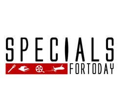 #104 para Design a Logo for Specials For Today por VEEGRAPHICS