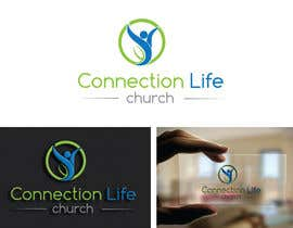 #154 for Design a Logo for Connection Life Church af ccet26