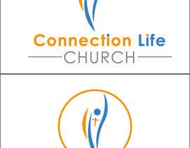 Meer27 tarafından Design a Logo for Connection Life Church için no 181
