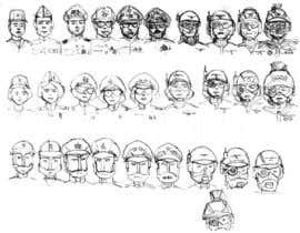 elinavarro tarafından Design Game Characters (Profile portrait Pics) için no 1