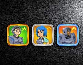 classicrock tarafından Design Game Characters (Profile portrait Pics) için no 10