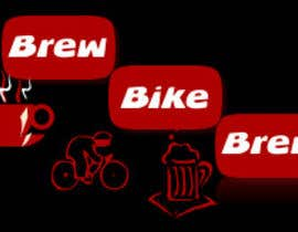#4 for Design a Logo for Brew Bike Brew af kiranfarroq