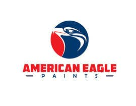 #60 cho Design a Logo for AMERICAN EAGLE PAINTS bởi IniAku84