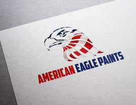 #28 for Design a Logo for AMERICAN EAGLE PAINTS by LogoFreelancers