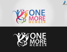 #3 untuk Logo Design for One More Member (onemoremember.org) oleh aleksandardesign