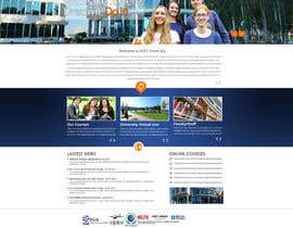MagicalDesigner tarafından Design a Website Mockup for  Education Center için no 8