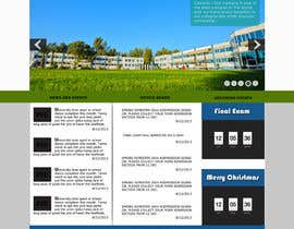 mishok123 tarafından Design a Website Mockup for  Education Center için no 16